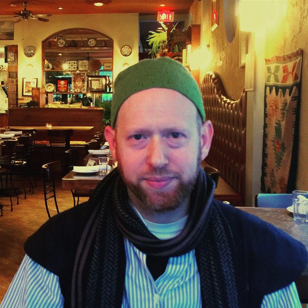 Jonathan Hassan Friedmann of Rumi restaurant