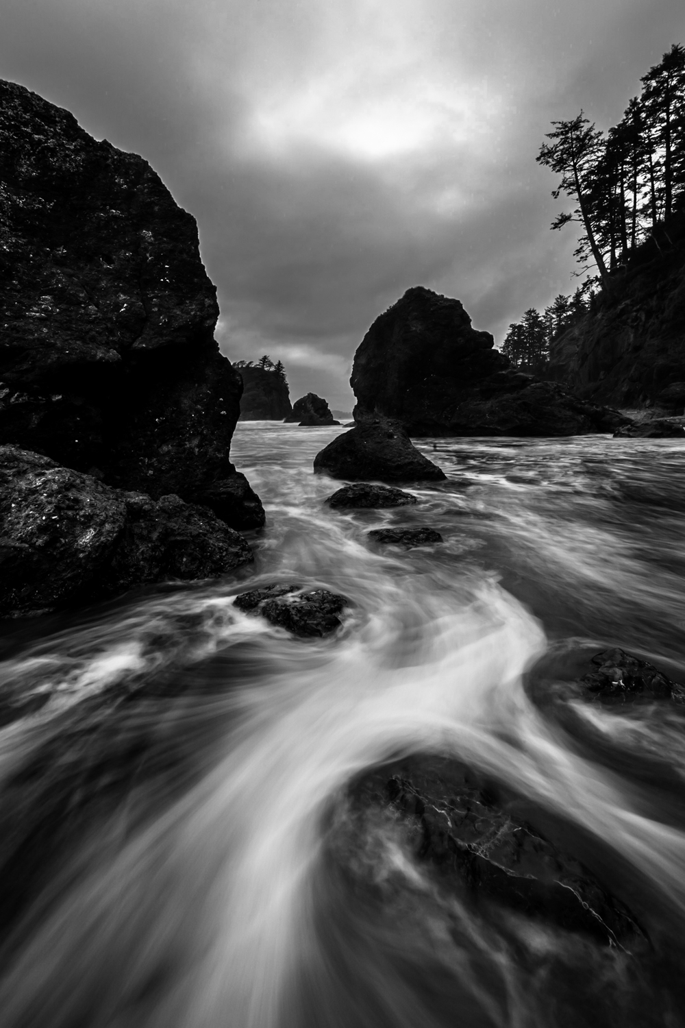 Ruby Beach Rush