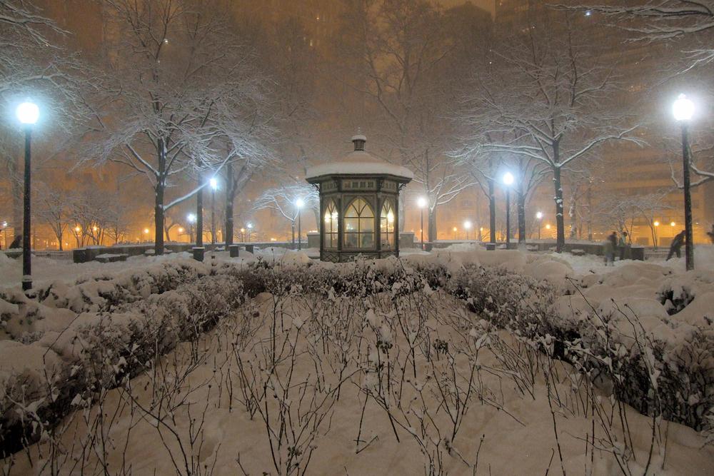 Midnight in Rittenhouse