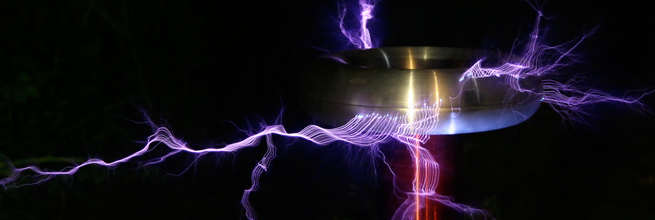 Tesla Coil by vkurland, on Flickr