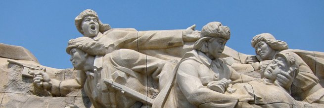 Detail of Sculpture Monument to the Revolutionary Martyrs by John Pavelka, on Flickr