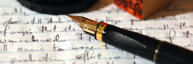 Letterwriting by LarimdaME, on Flickr