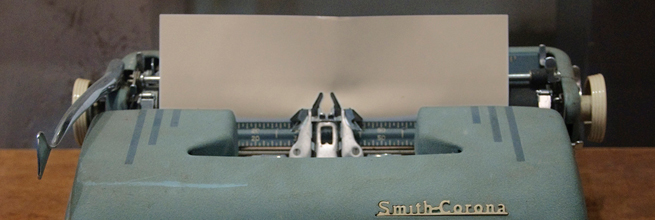 Smith-Corona Typewriter by HarisAwang, on Flickr
