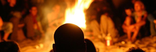 Campfire by eskimoblood, on Flickr