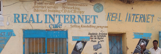 Jigjiga - real internet by CharlesFred, on Flickr