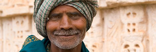 Kind face at Kumbhalgar Fort by Dey, on Flickr