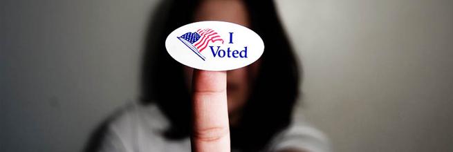 i voted by jamelah, on Flickr