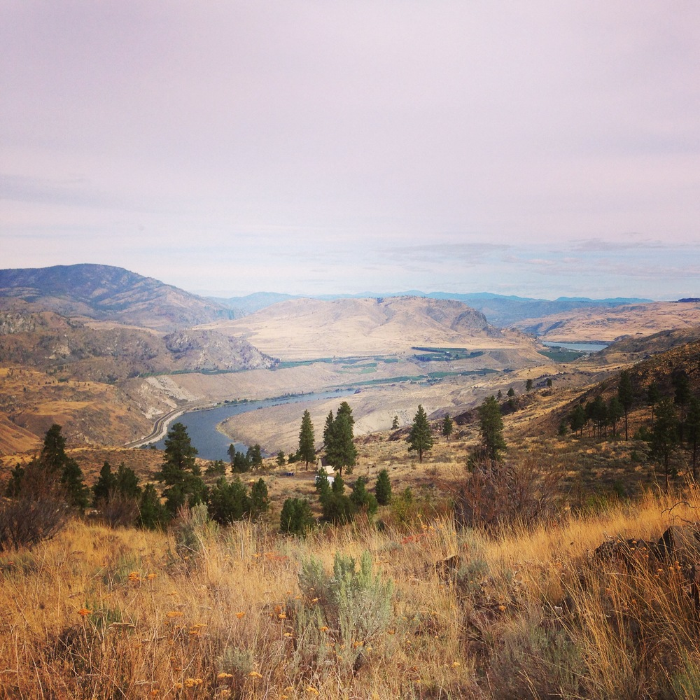 One of things I enjoyed most about 2014 was spending so much time up near Chelan, WA at our new property.