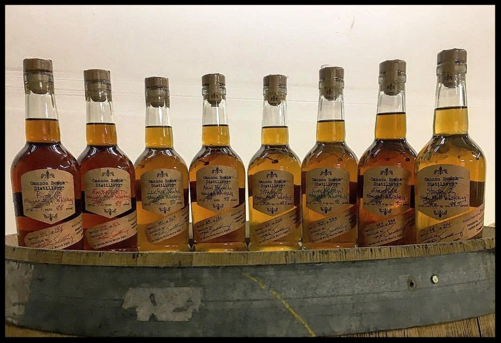 All 1st bottles of the 12 whiskeys released as of 10/25/17 currently sold out