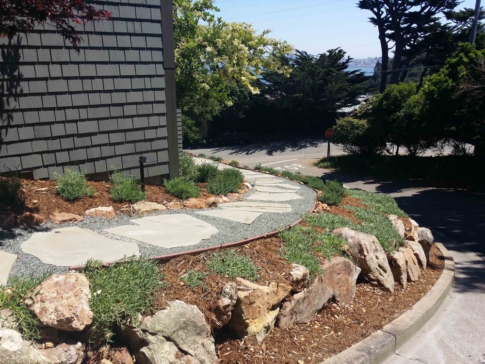 Mill Valley Landscape Architect 102
