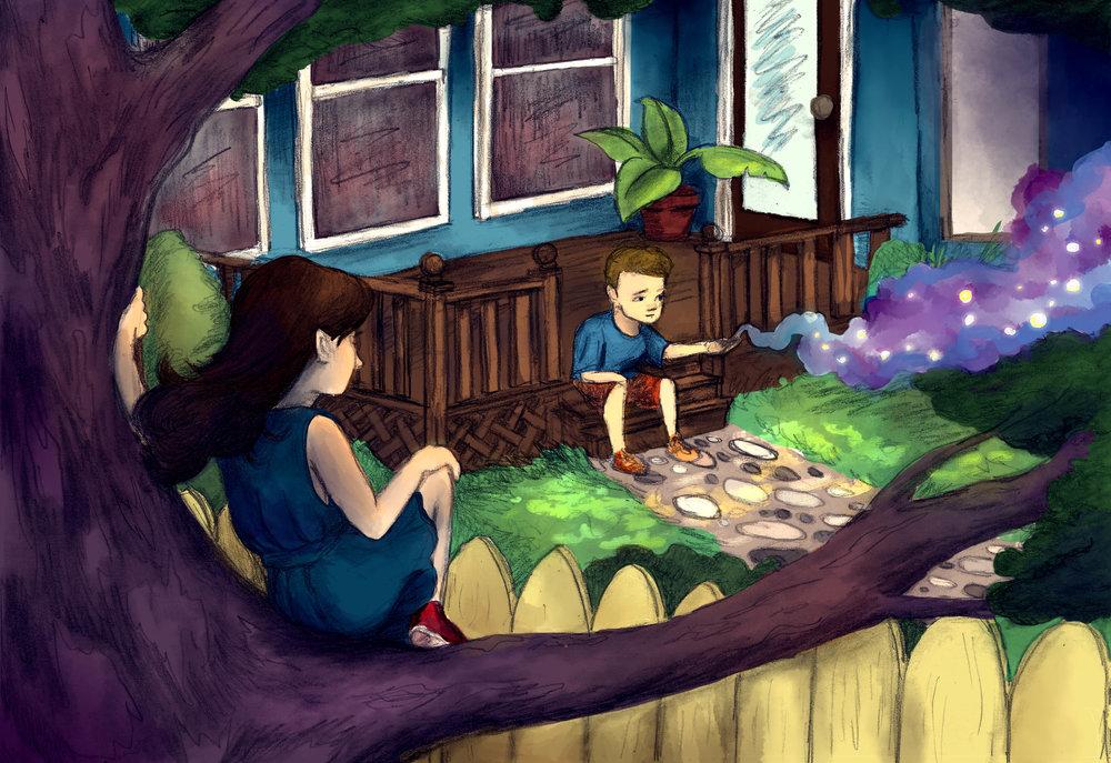 Strangers When We Meet - A short story on Magic