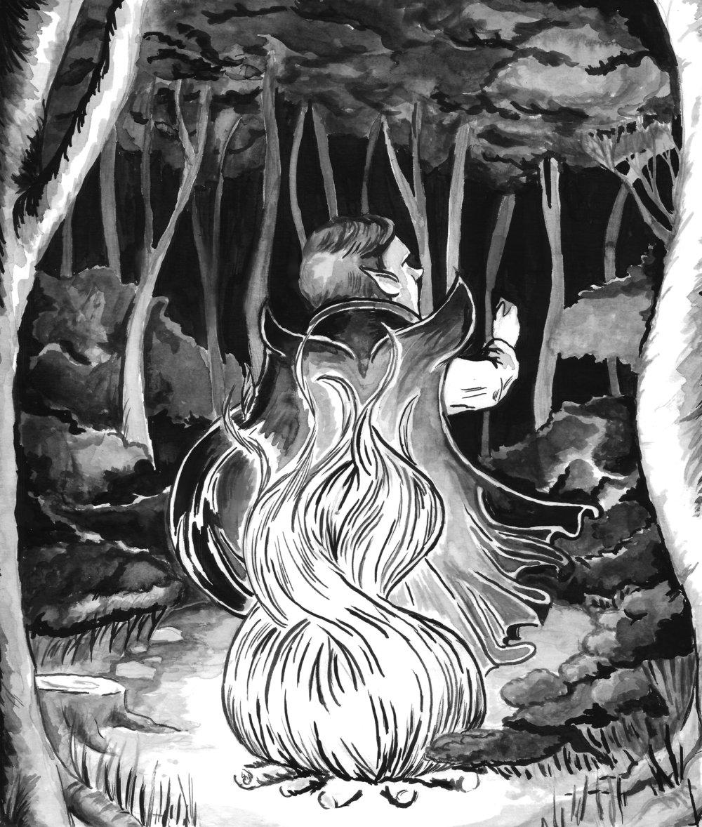 Rumplestiltskin - Reimagining a Fairy Tale