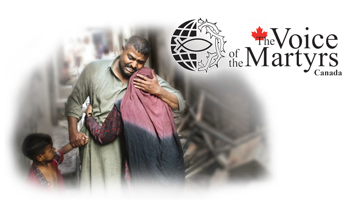 Join me in supporting our persecuted brothers and sisters around the world. Learn more at: www.vomcanada.com