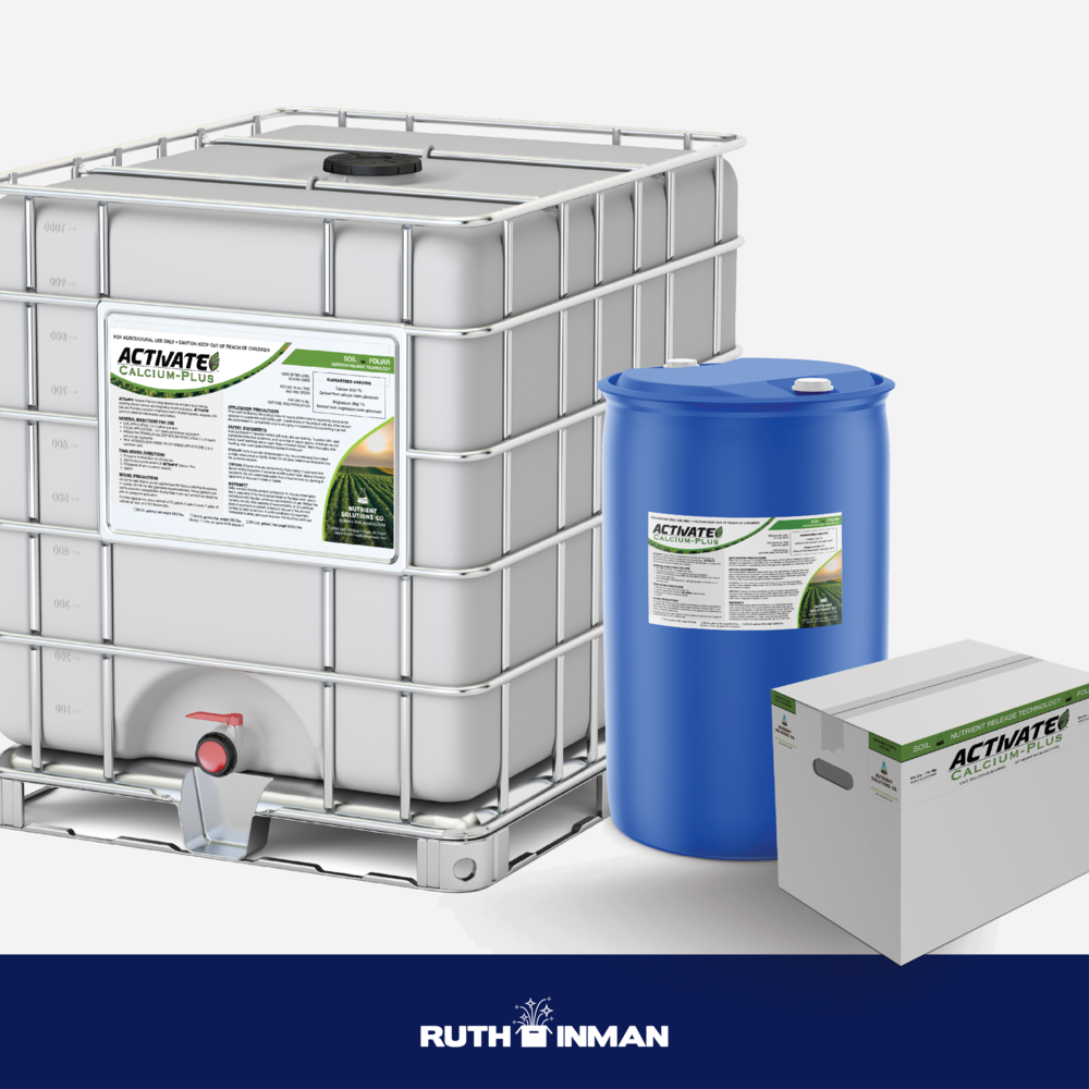 Nutrient Solutions Co. Container Mockups and Labels