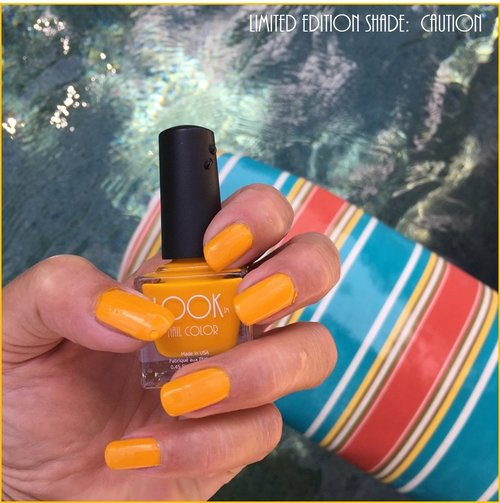 Yellow Nail Polish Colors