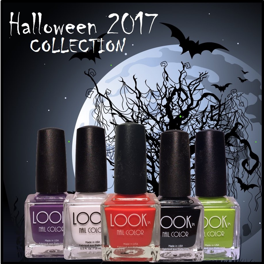 "Click on the pictures to get to the ""how-to"" section and find out how to create these HALLOWEEN designs."