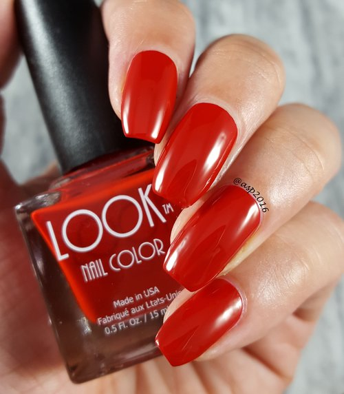 When Was Red Nail Polish Invented Hession Hairdressing