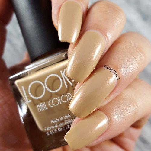 Fashion Forward Neutral - #049 LOOK Café Au Lait Nail Polish — LOOK ...