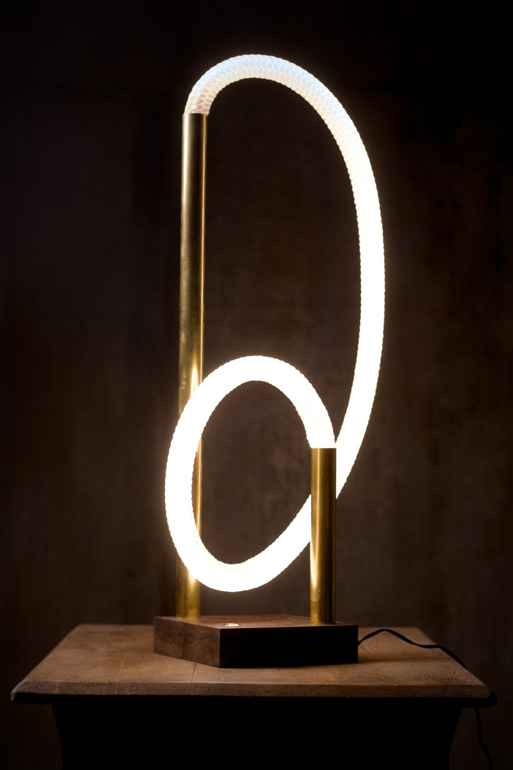 The Tracer Table Lamp