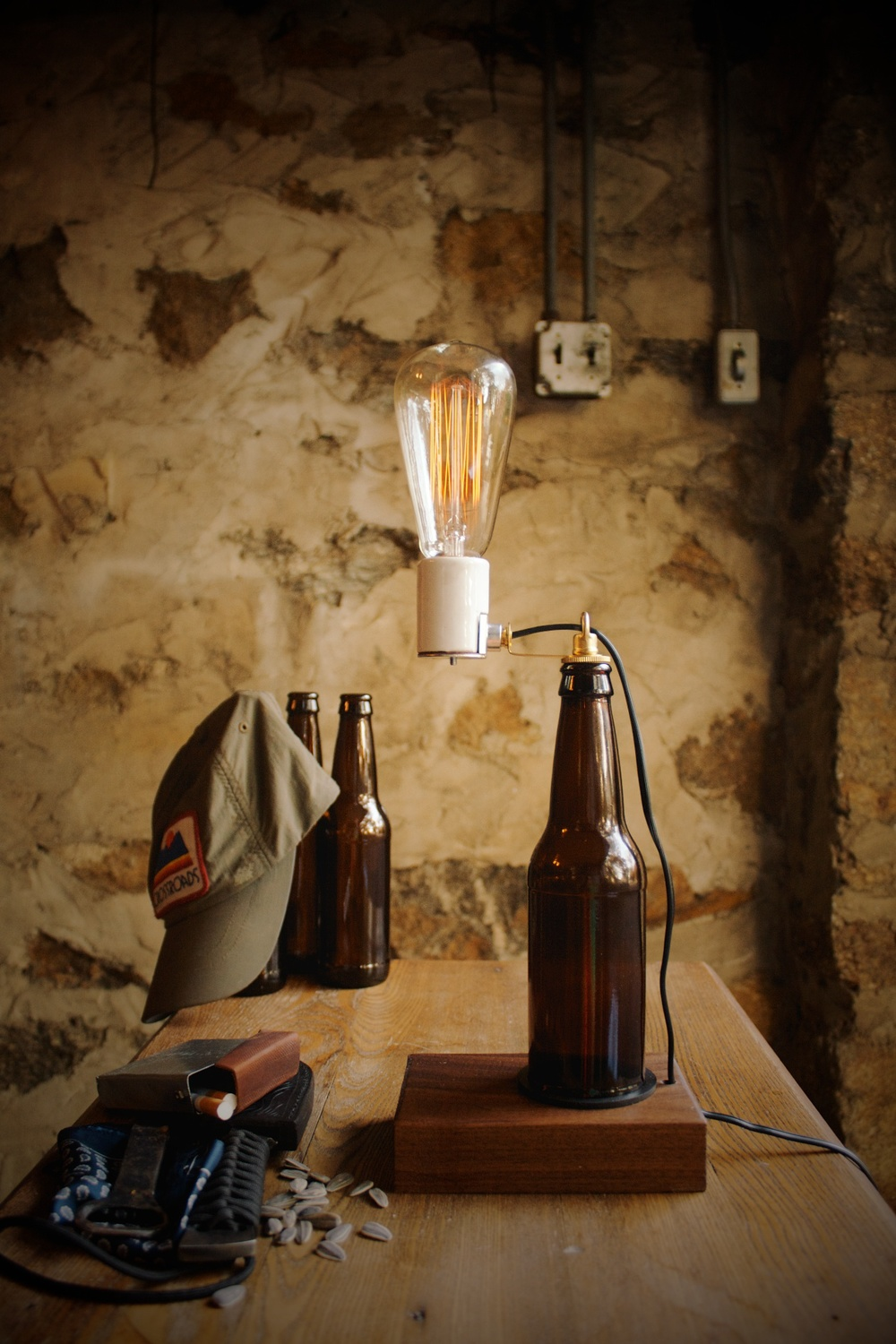 The Beer Lamp