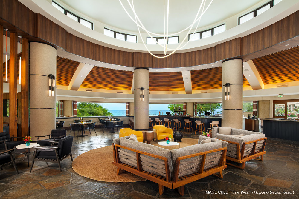 THE WESTIN HAPUNA BEACH RESORT  |  Hawaii