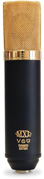 MXL V60M Mogami Tube Condensor Microphone
