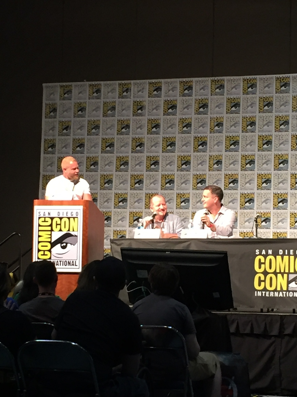 Marvel Animation Panel