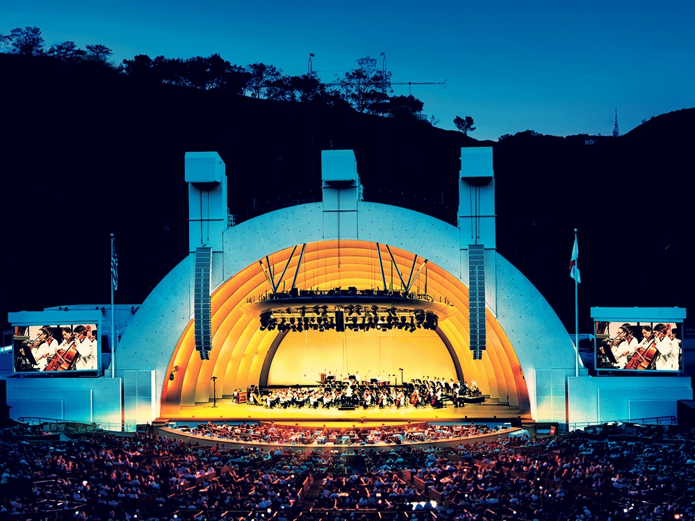 Hollywood Bowl Walla Chatter Sound Effects
