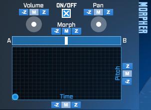 TimeFlux_Morpher Parameters.png