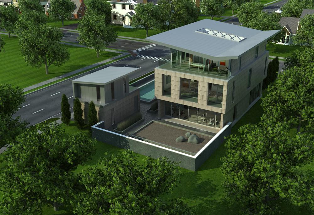 Luxury Homes Interior Pos | Rodale Tectonic Design