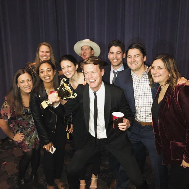 Our team took down Best Picture at this year's Annual Film Festival For Friends. What a great way to celebrate Meredith's 30th! Happy Birthday @meredithtruettner