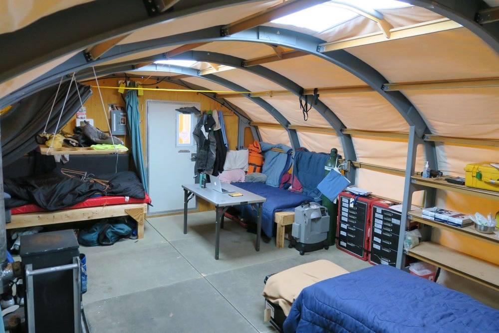 medical tent.jpg & Trip Report: Antarctica u2014 Wild Med Adventures