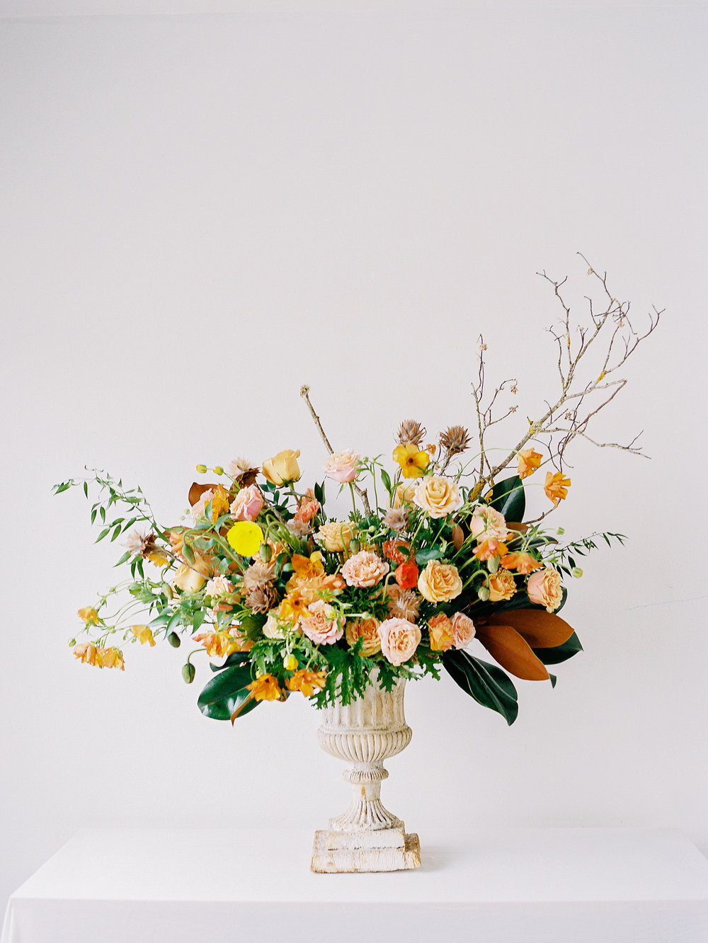 los angeles wedding floral designer, florist