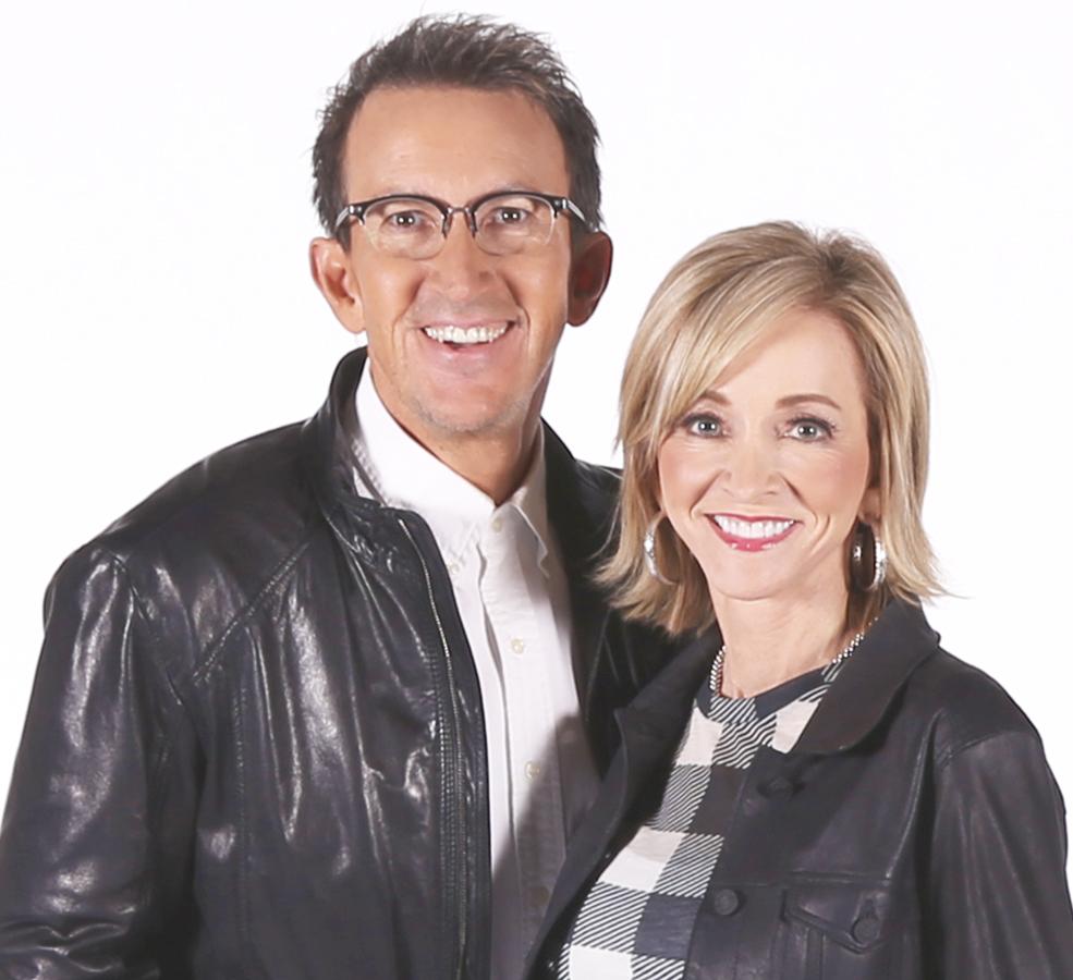 Executive Directors: Kevin and Sheila Gerald