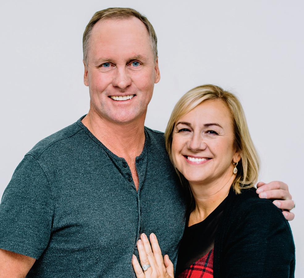 Executive Directors: Steve and Sharon Kelly