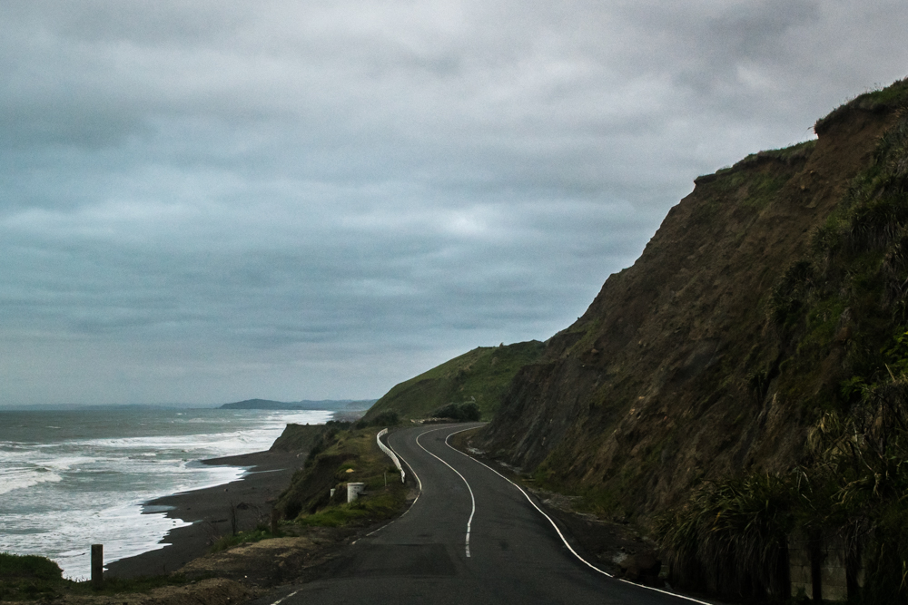 Road out of Mahia