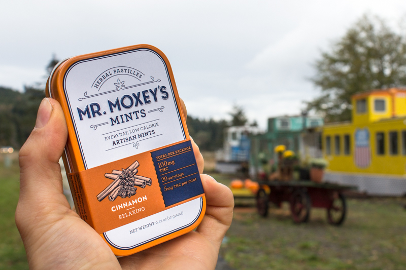 Artisan mints by Mr. Moxley.
