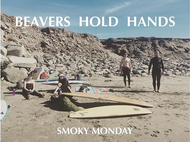 #beaversholdhands  #smokeymonday