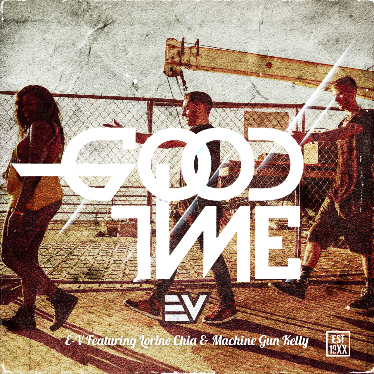 ilthyworkshop: Goodtime E-V featuring Lorine Chia and Machine Gun Kelly is now available for download on iTunes. Click here to download.