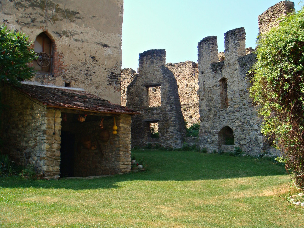 Calnic Fortress, UNESCO World Heritage Site