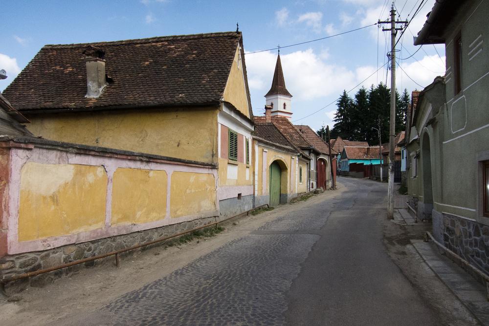 Rasinari, Transylvania