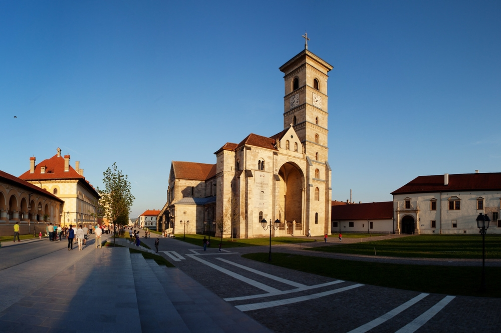 Walking Around Alba Iulia Citadel Visit Alba Iulia
