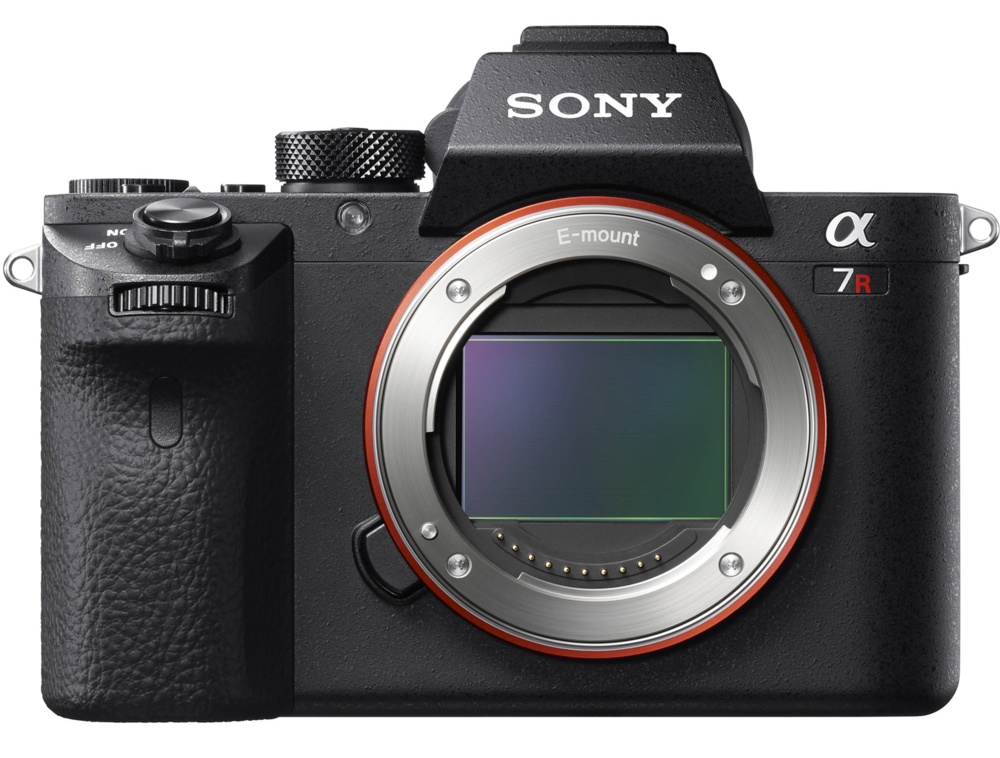 The Sony A7R II