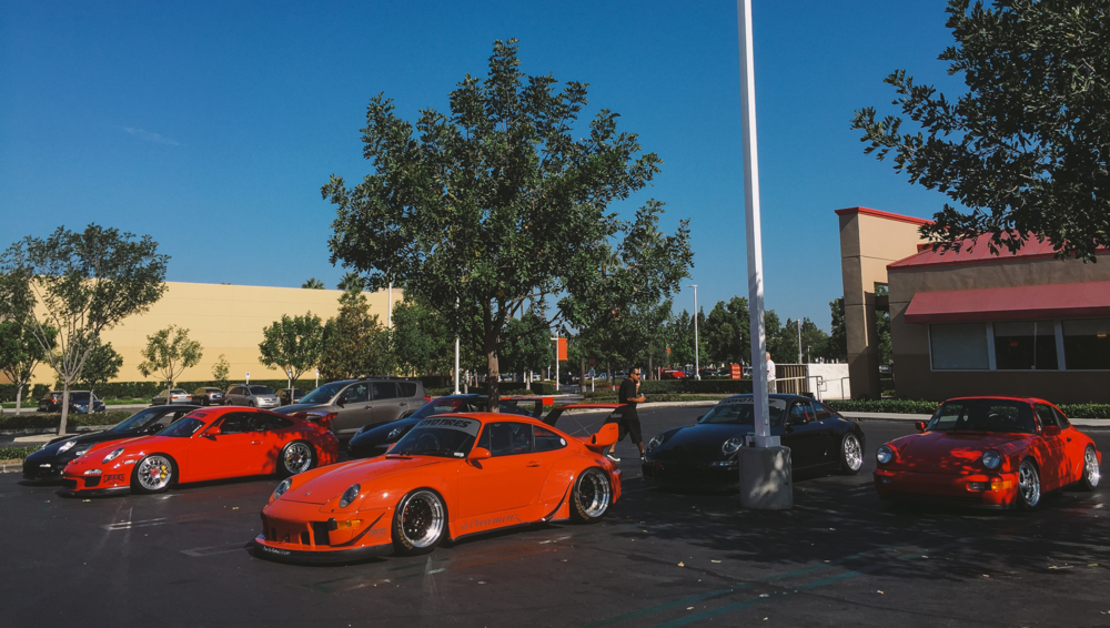 A Cruise Down To San Diego For Big Socal Euro Meet Andrew Manley
