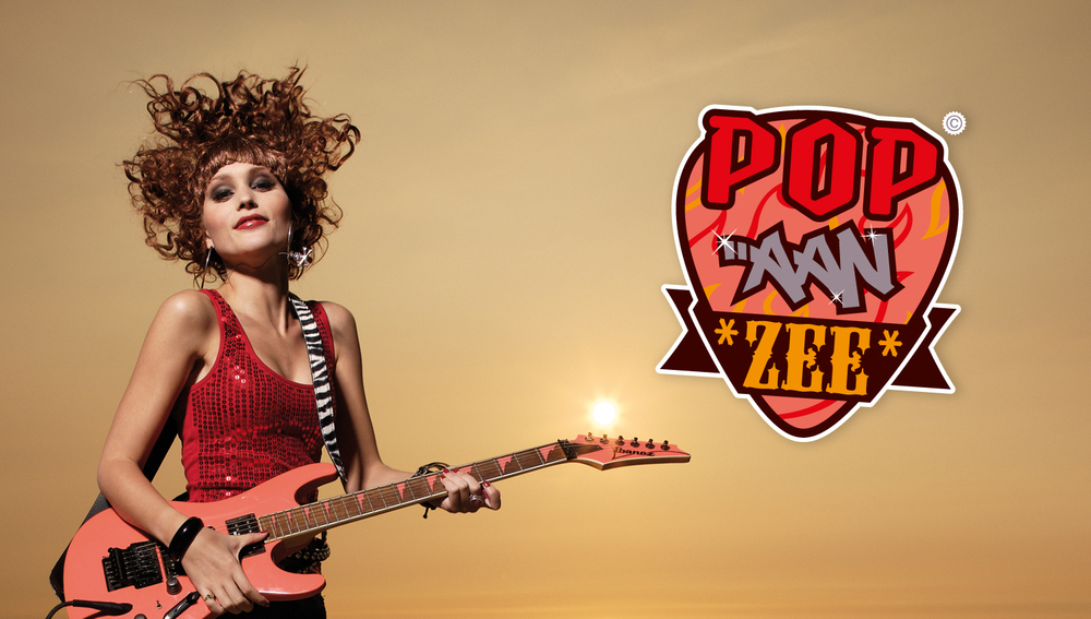 Pop aan Zee project