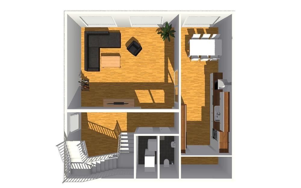 typový projekt B.8 - 155 m2