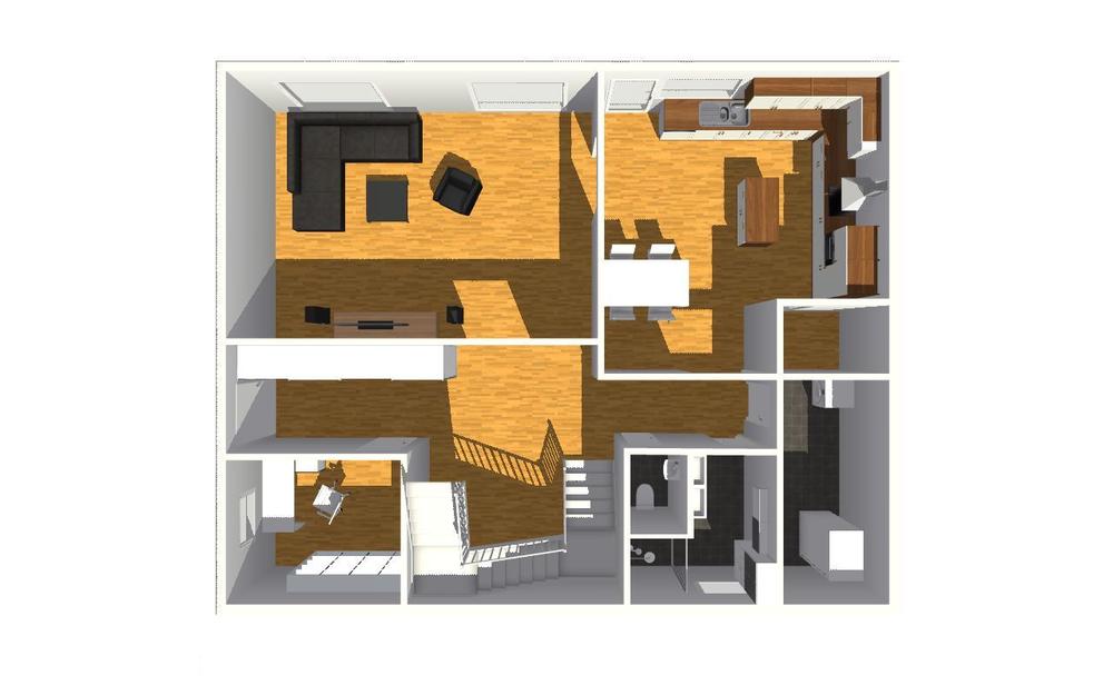 typový projekt D.3 - 193 m2