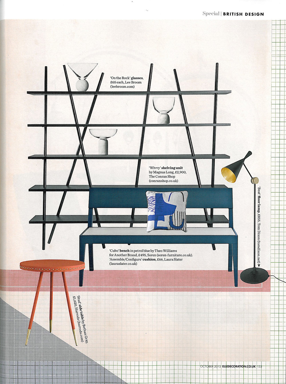 Elle Decoration – Oct 15
