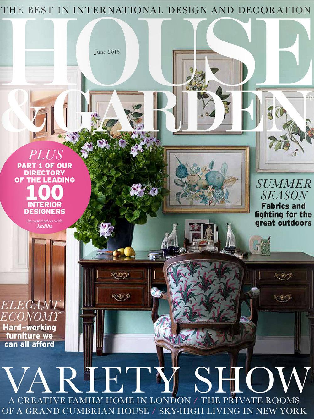 House & Garden – Jun 15
