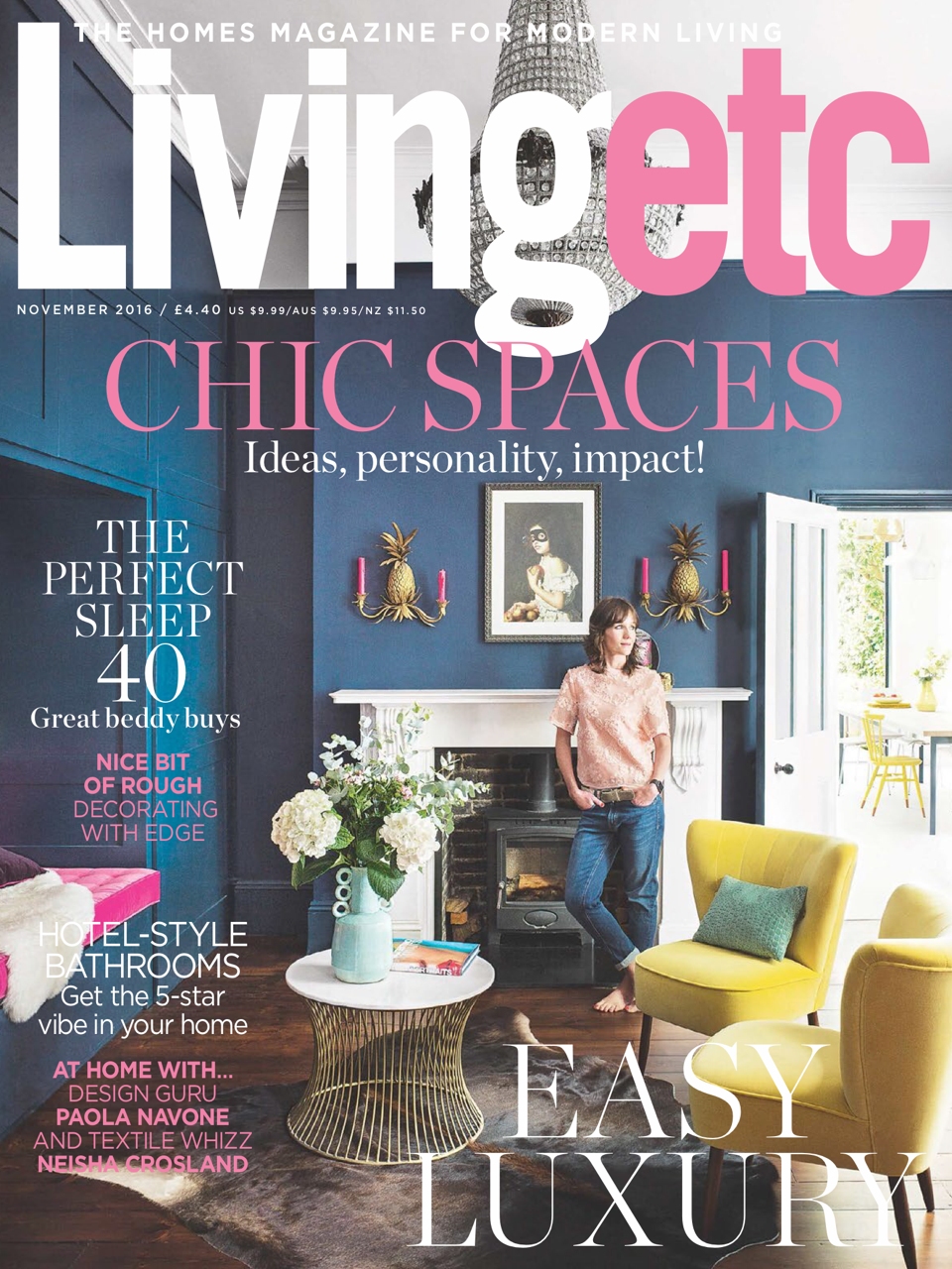 Living Etc - Nov 16